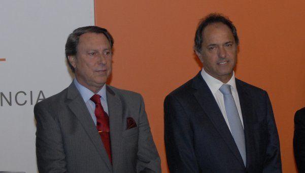 Scioli adelantó que Casal será su ministro de Justicia