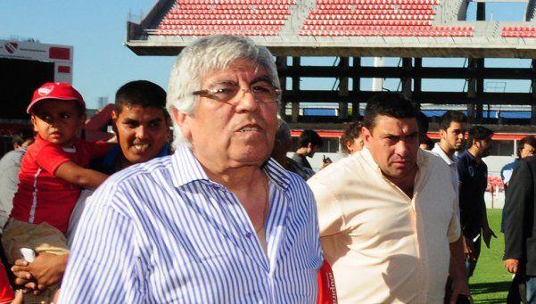 Moyano: Nosotros apoyamos a Segura porque tiene experiencia