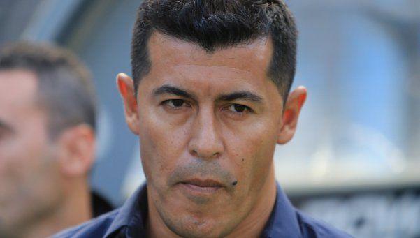 Almirón, nuevo entrenador de Lanús