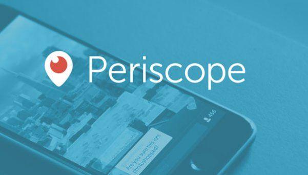 Los videos de Periscope llegaron al timeline de Twitter en iOS