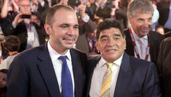 Ali Hussein oficializó su candidatura a presidente de la FIFA
