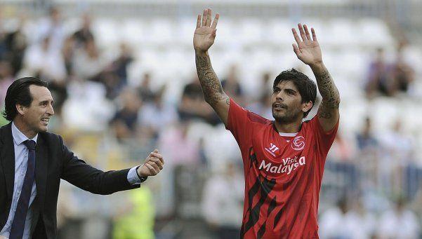 Éver Banega, nuevo refuerzo del Inter de Milan