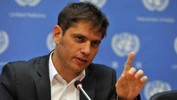 Kicillof insiste con proyecto alternativo y propone consulta popular