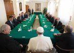 El Papa Francisco respaldó a los directores de Scholas