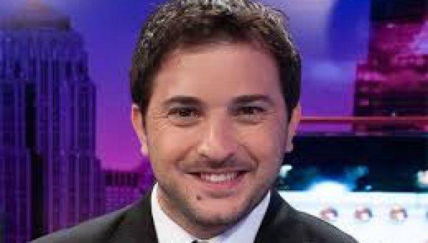 Diego Brancatelli fue padre por primera vez