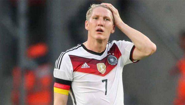 Se retiró de la Selección de Alemania un verdugo de Argentina