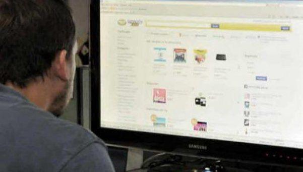 """""""Las compras por Internet a China harán bajar aún más las ventas"""""""