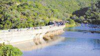Luego de las lluvias torrenciales, el resurgir de Río Ceballos