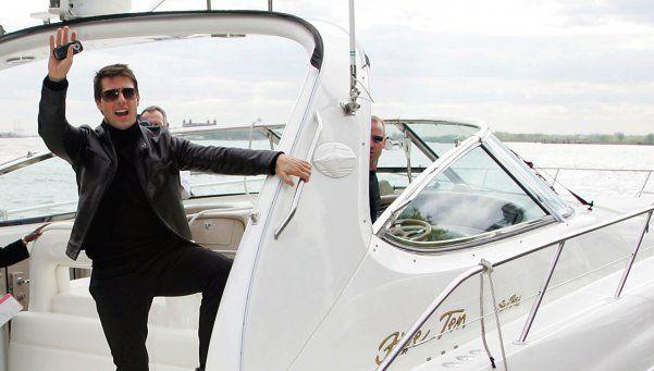Paran la sexta Misión Imposible por Tom Cruise