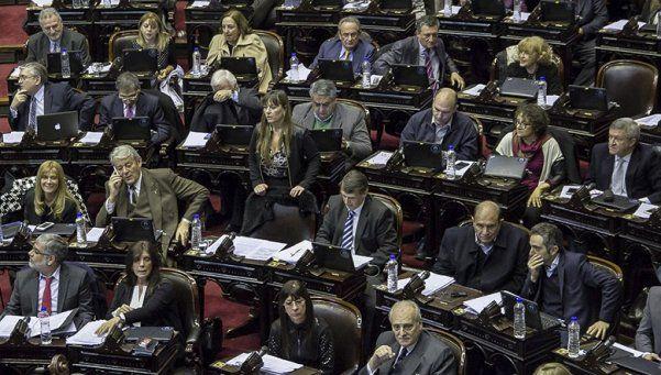 Intensa agenda legislativa para el primer año de gestión