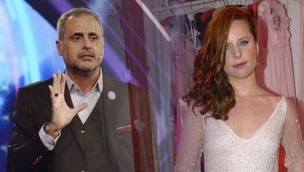 Jorge Rial y Agustina Kämpfer se separaron