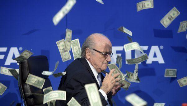 El 80% de los argentinos no confía en la FIFA