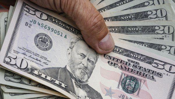 El Central intervino por la suba del dólar