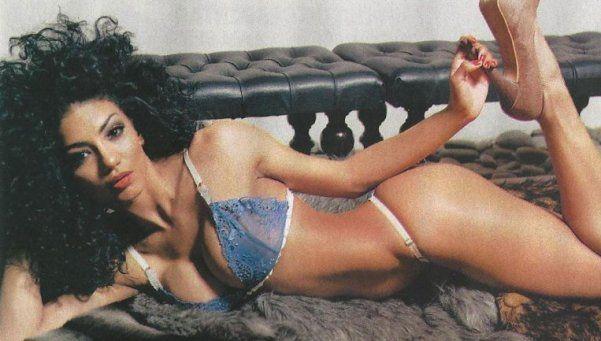 Kate Rodríguez prometió desnudarse en la cancha si Argentinos no se va a la B