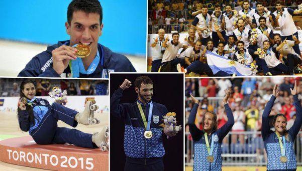 Los Olimpia traen Oro y Plata a nuestros mejores deportistas