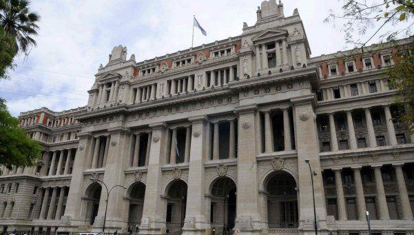 Juzgados porteños inician paro de 48 horas