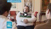 Carrió confirmó que la entrevista a Salerno se hizo en su casa