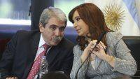 Fuerte respaldo de Cristina a Aníbal: Ahora hay grupos de tareas con trípode