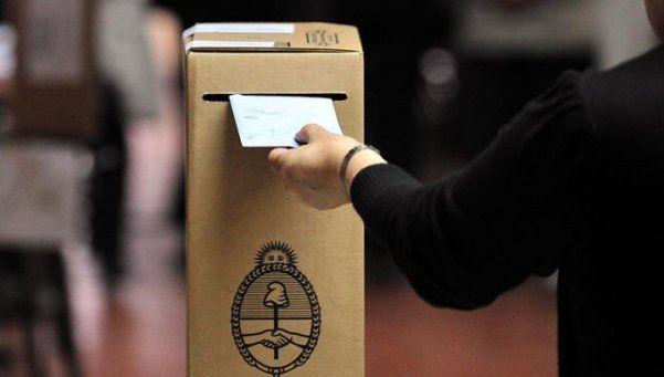 Los ciudadanos que no votaron en las PASO pueden hacerlo hoy