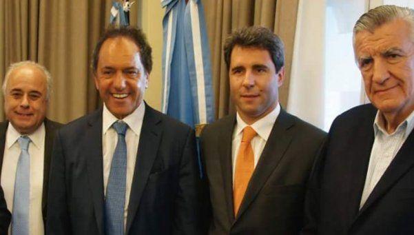 Uñac se adjudica el triunfo como gobernador de San Juan