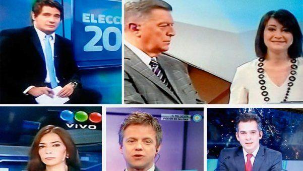 Las elecciones también se disputarán en la televisión