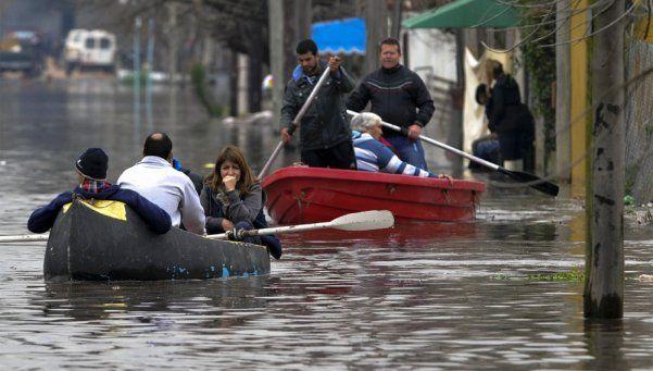 Campaña de ayuda a inundados del Litoral