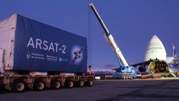 Arsat-2 podrá comercializar sus servicios en Estados Unidos