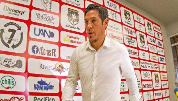 Tigre echó a Mauro Camoranesi por los malos resultados