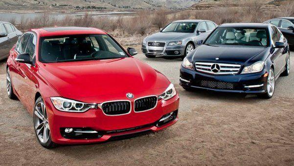 Oficial: redujeron los impuestos para vehículos de alta gama
