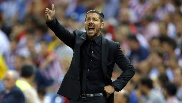 El Atlético de Simeone encontró el triunfo y es líder