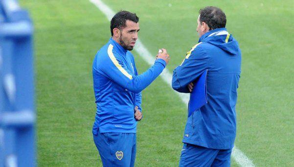 El enmascarado Tevez jugará el partido que puede consagrar a Boca