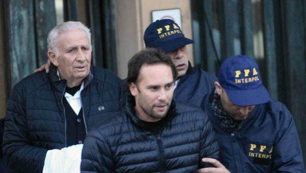 FIFA Gate: rechazan la extradición de Deluca y los Jinkis a EEUU
