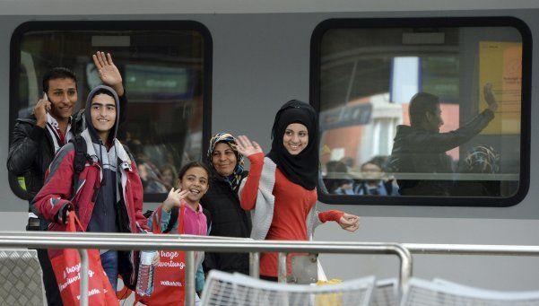 El Gobierno formalizó la ayuda a refugiados sirios a través de un decreto
