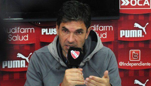 A Independiente le pegó  el bajón en el peor momento
