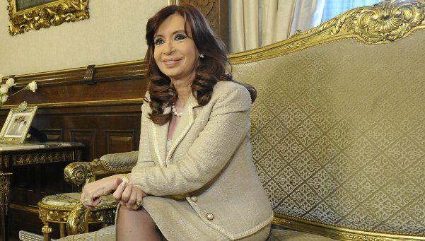 Cristina: Espero una Argentina sin censuras ni represión