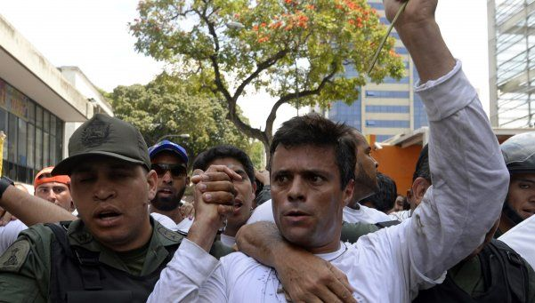 Venezuela: Leopoldo López cumple 1.000 días en la cárcel