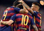 Barcelona, con dos goles de Messi, aplastó a Roma