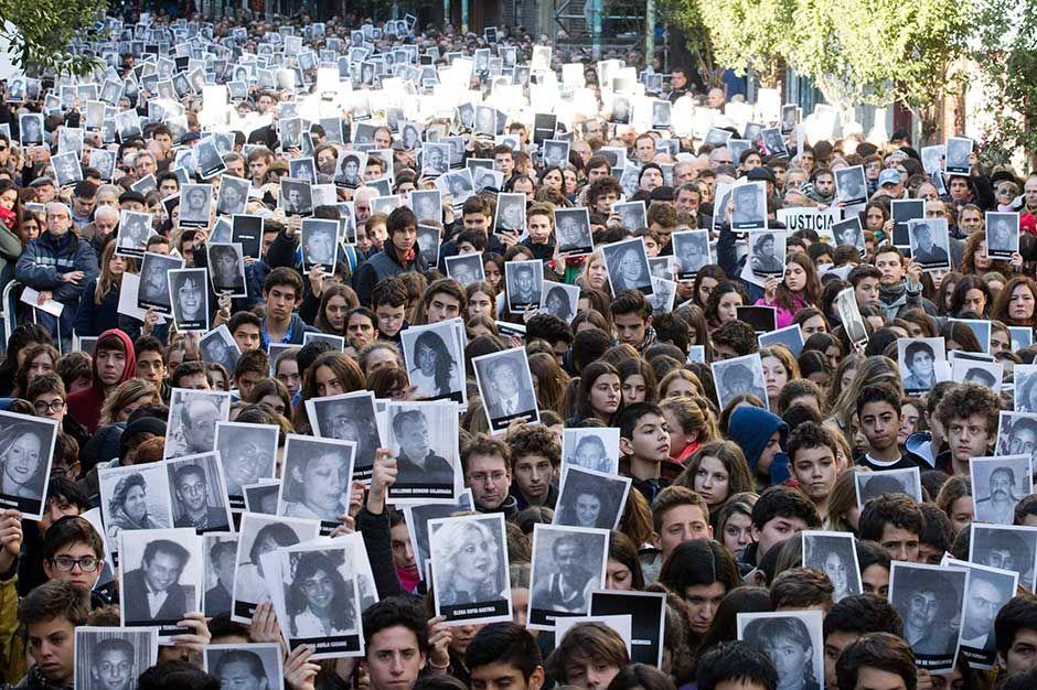 Vivo   El acto por el 22° aniversario del atentado a la AMIA