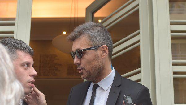 Tinelli volvió a la carga con los derechos del fútbol