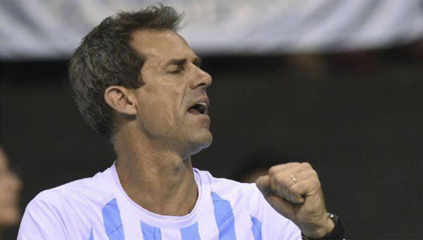 Sin sorpresas, se confirmó el equipo argentino de Copa Davis
