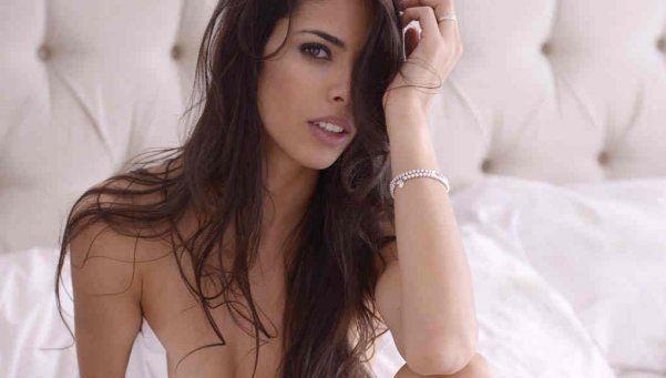 Fotos hot | El infartante topless playero de Maypi Delgado