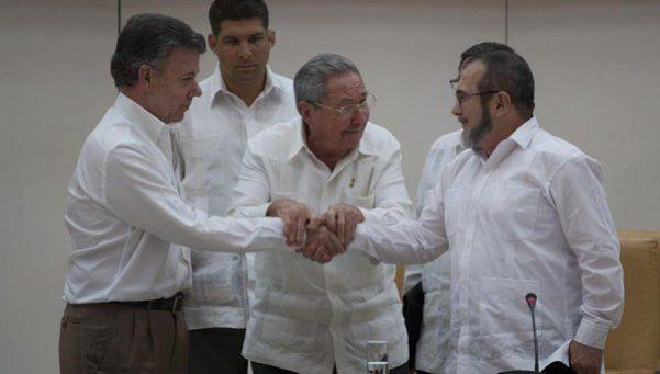 El Gobierno de Colombia y las FARC anunciarán acuerdo histórico