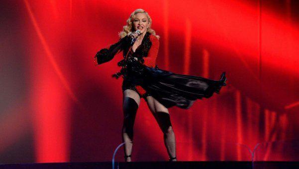 Madonna: Si votan por Clinton les haré una mamada y me lo trago