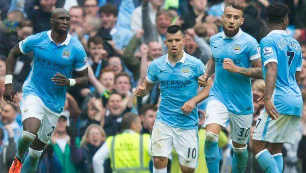 Manchester City derrotó a Everton y es finalista de la Copa de la Liga