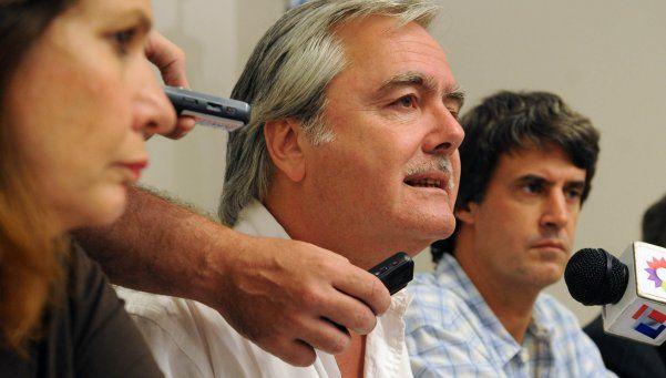 """Traspaso: Pinedo dijo que buscarán """"el máximo nivel de consenso"""""""
