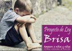 """Presentan proyecto de ley """"Brisa"""" para hijos de víctimas de femicidios"""