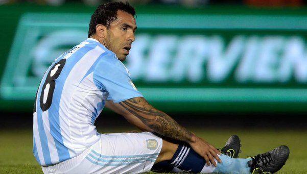 Tevez, desafectado de la Selección: ¿lo reemplaza Marco Ruben o Calleri?