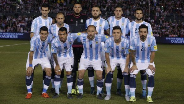 Frente a Colombia, al final el clima jugará a favor de Argentina