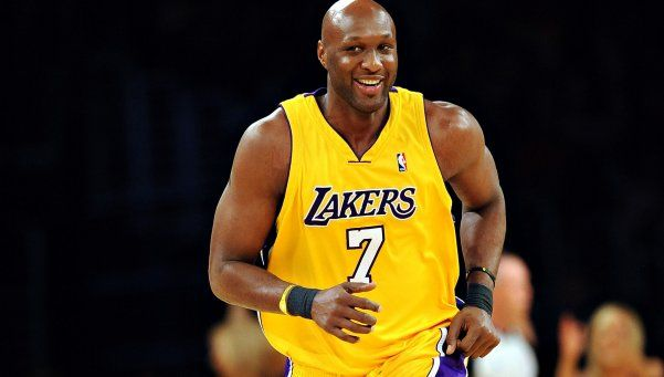 Estrellas de la NBA preocupados por la salud de Lamar Odom