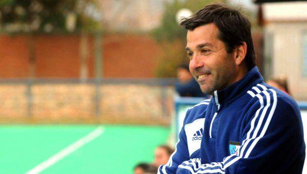 Capurro dejó de ser el técnico de Las Leonas y asumió Minadeo